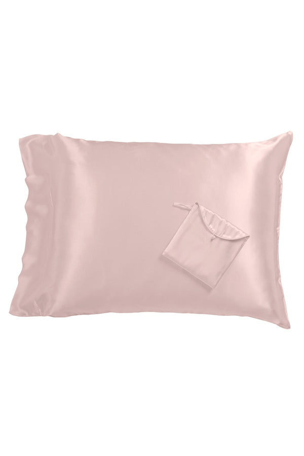Charmeuse Silk Pillowcase in a Silk Envelope