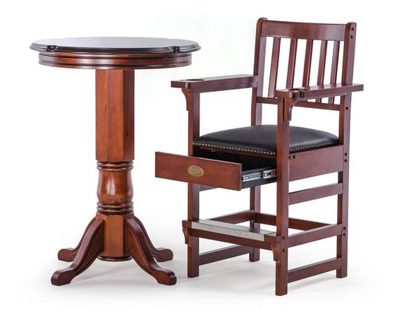 Spencer Marston Pub Deluxe Table and Chair Set