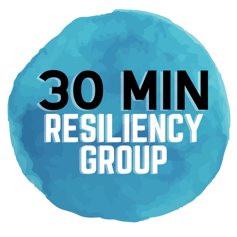 30 Minute Resiliency Group Session intent2heal