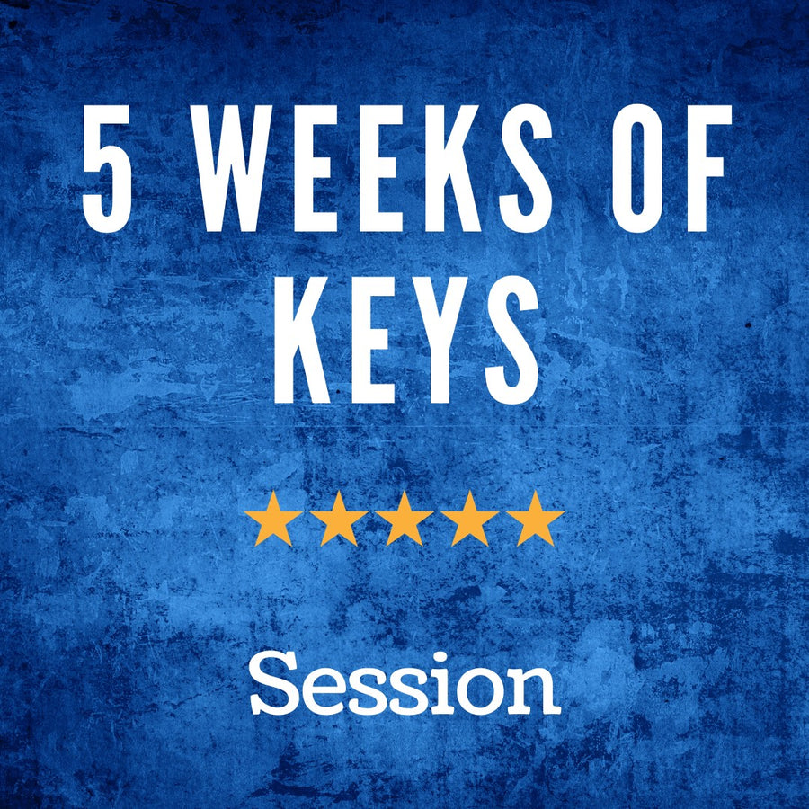 5 Weeks of Keys intent2heal