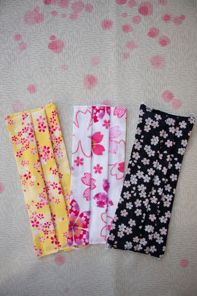 Sakura Facemask Bundle