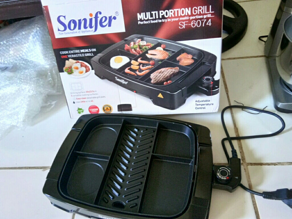 Sonifer Multiportion Grill SF-6074