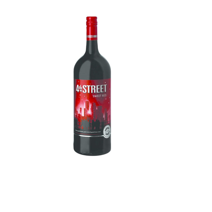4th Street Red Wine 1,5L - murukali.com