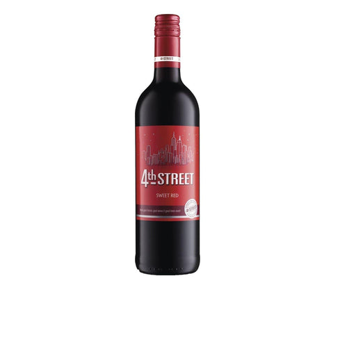 4th Street Red Wine /75cl - murukali.com