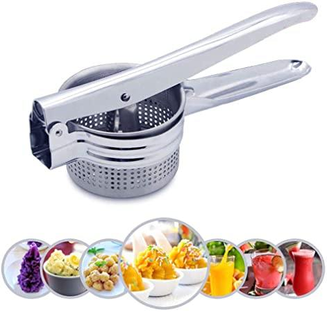 Potato Ricer &Fruit Press - murukali.com