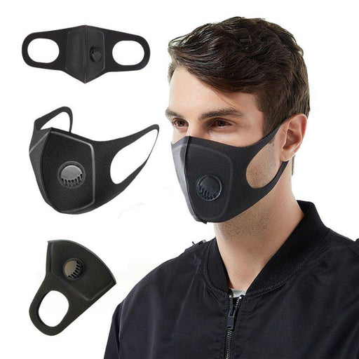 Fashion Brand Face Mask- Stretched - murukali.com
