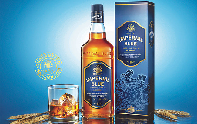 Imperial Blue Whisky