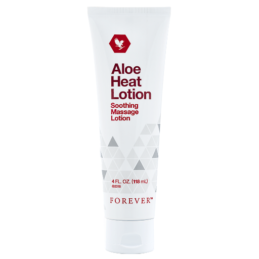 Forever, Aloe Heat Lotion