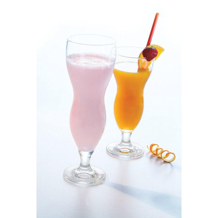 Arcoroc Hawaii Drinking Glasses 44cl /6pcs - murukali.com