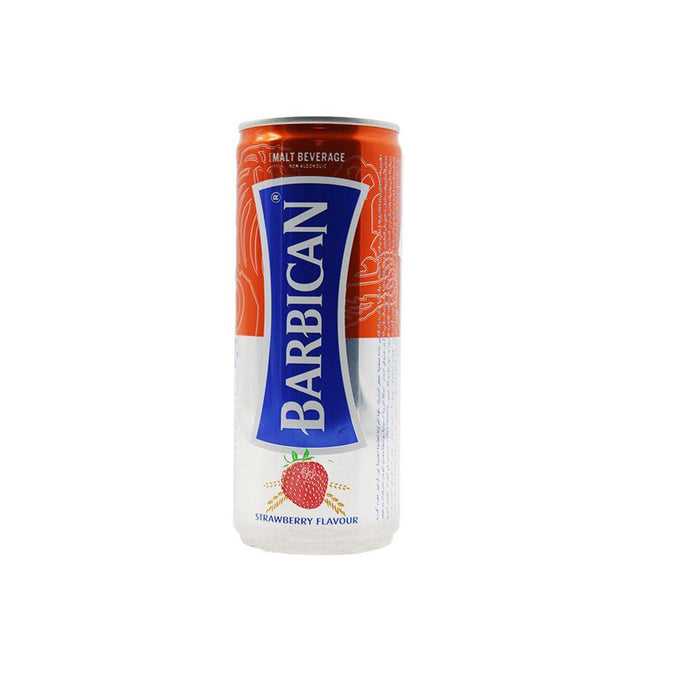 Barbican Strawberry Flavour 250ml - murukali.com