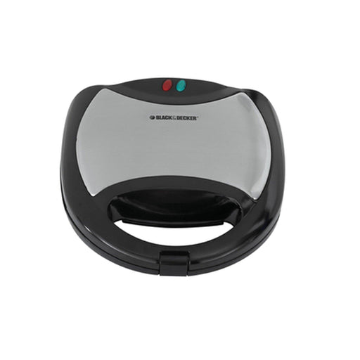 Black+Decker 2Slice removable plate sandwich maker - murukali.com
