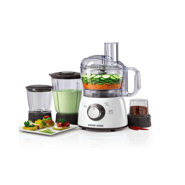 Black+Decker 33 Food Processor - murukali.com