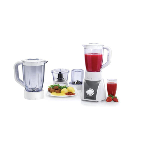 Black+Decker blender with grinder and minced mill - murukali.com