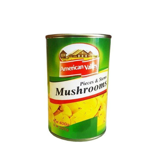Canned Mushroom-American Valley - murukali.com