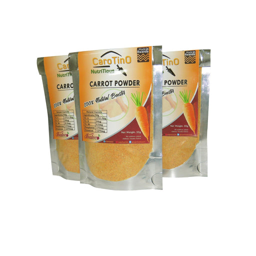 Carrot Powder Carotino /50g