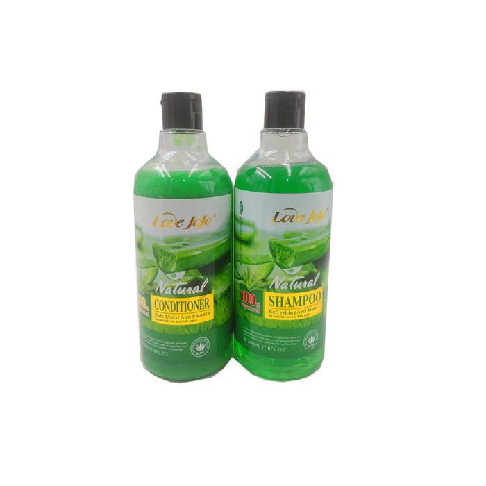 Aloe Vera Natural Champoo & Conditioner