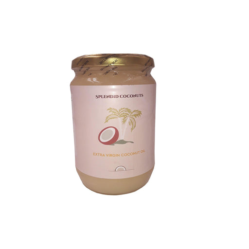 Splendid Extra Virgin Coconut Oil /700ml - murukali.com