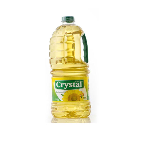 Crystal Sunflower Oil /5l - murukali.com