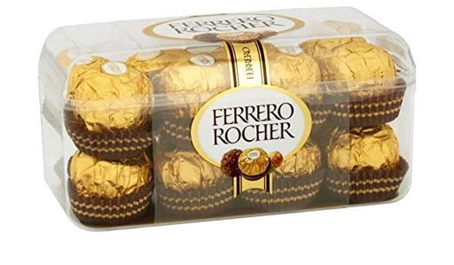 Ferrero Rocher chocolate 16pcs - murukali.com