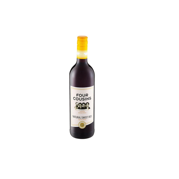 Four Cousins Sweet Red Wine - murukali.com