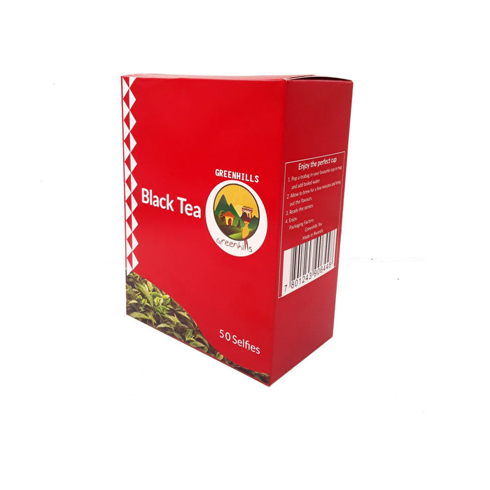 Green Hills Black Tea bag - murukali.com