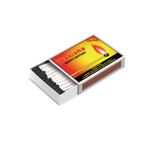 Wax Matches-Ikibiriti /Pack - murukali.com