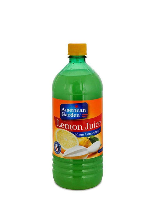 American G. Lemon Juice L