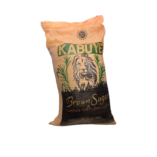 Kabuye Brown Sugar /50kg - murukali.com