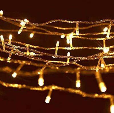200 LED Light String Yellow - murukali.com