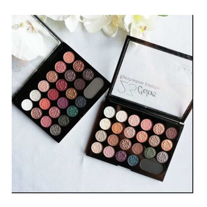 23 Colors Eye Shadow palette/pc