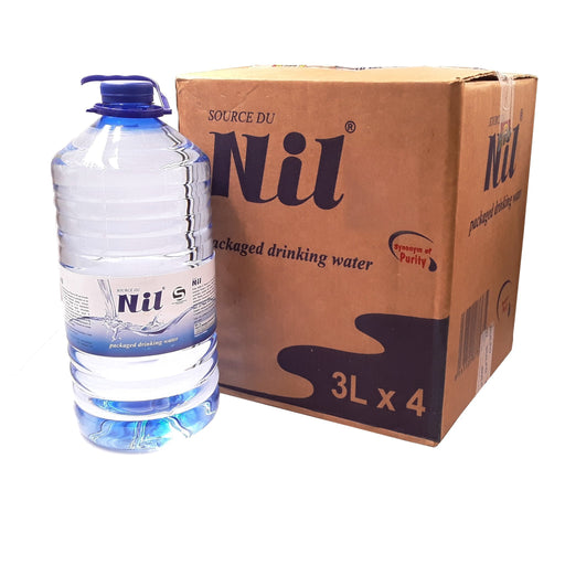 Nil Water 3 liters /4pcs - murukali.com