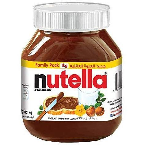 Nutella Big - murukali.com