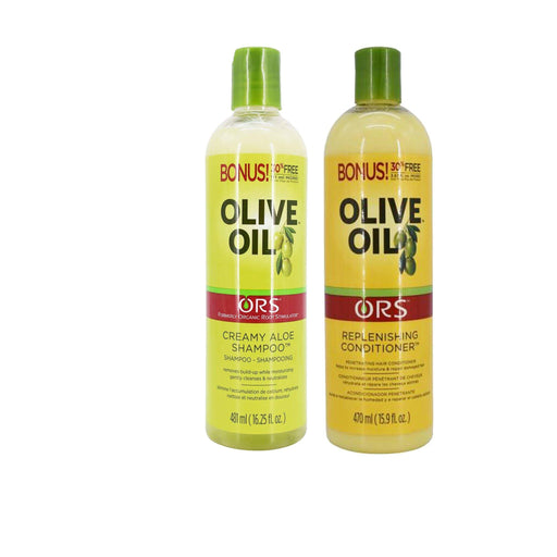 ORS Olive Oil Champoo &Conditioner