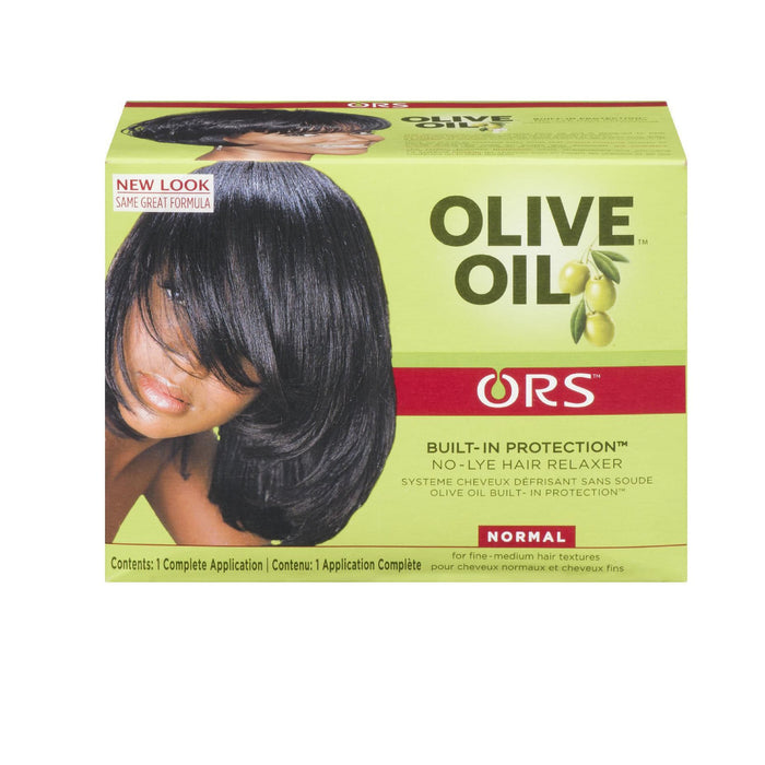 Olive Oil Hair Relaxer/Normal - murukali.com