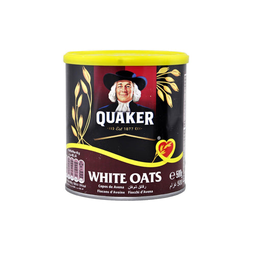 Quaker Cooking White Oats /500g - murukali.com