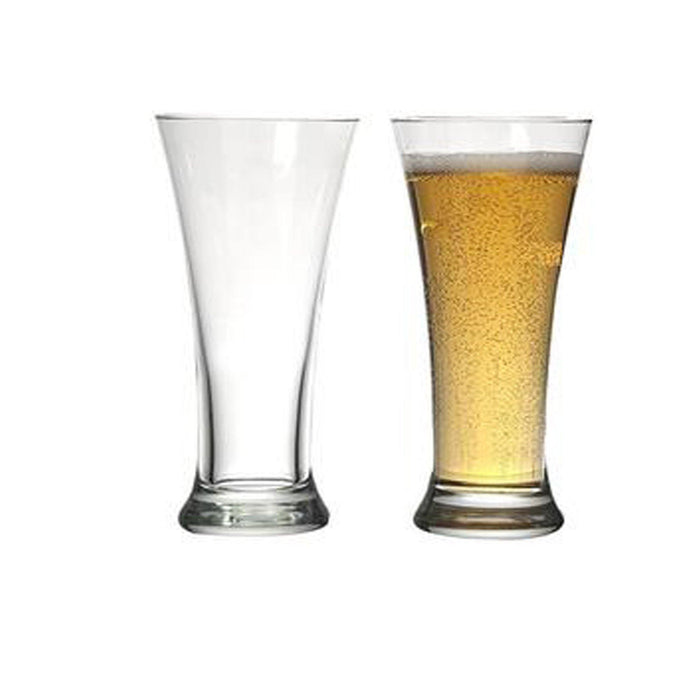 Quency Beer Drinking Glasses /6pcs - murukali.com