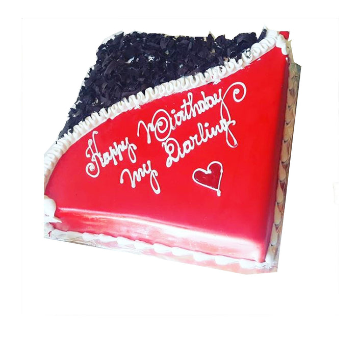 Rectangle Cake /8round - murukali.com