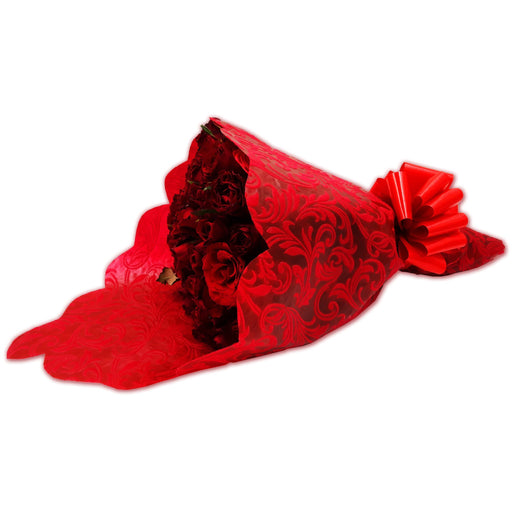 Red Flowers /40pcs - murukali.com