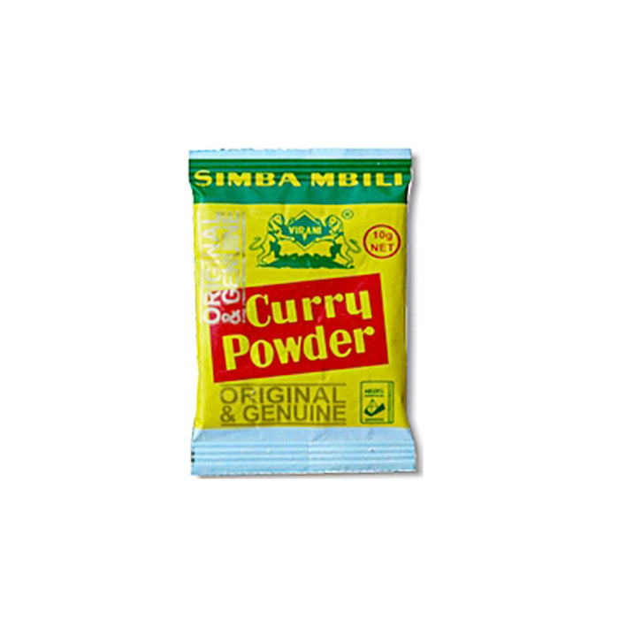 Simba Mbili Curry Powder - murukali.com