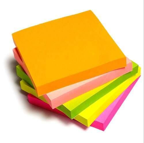 Bright Stick note /Pack - murukali.com