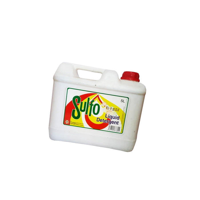 Sulfo Multipurpose Liquid Soap /5L - murukali.com