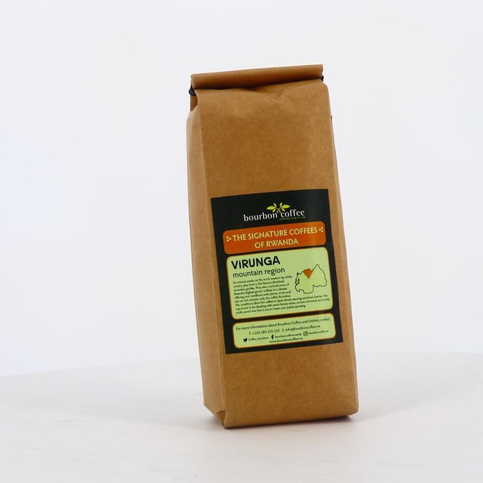 Bourbon Coffee Virunga Mountain Region 500g