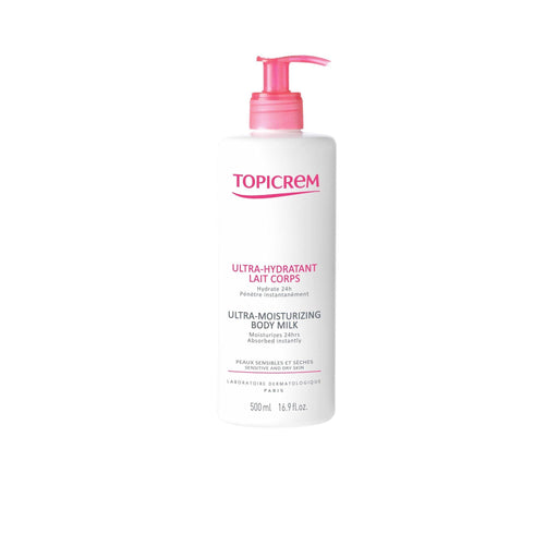 Topicrem Ultra-Moisturizing Body Milk3 /500ml - murukali.com