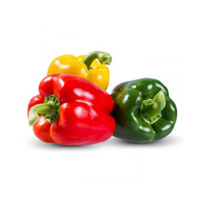 Tricolor Bell Pepper /3pcs - murukali.com