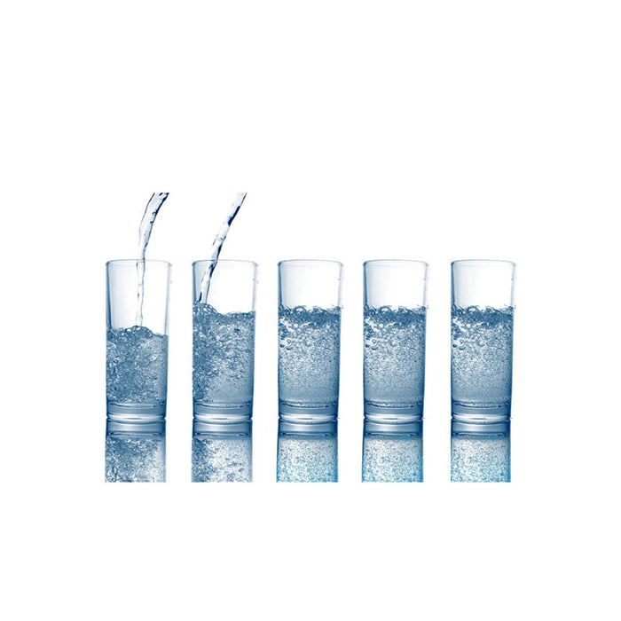 Water Drinking Glasses L size/6pcs - murukali.com