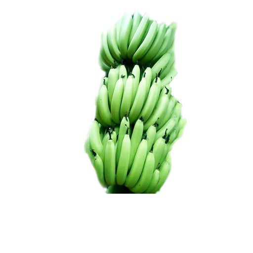 Whole Green Banana /25kg+ - murukali.com