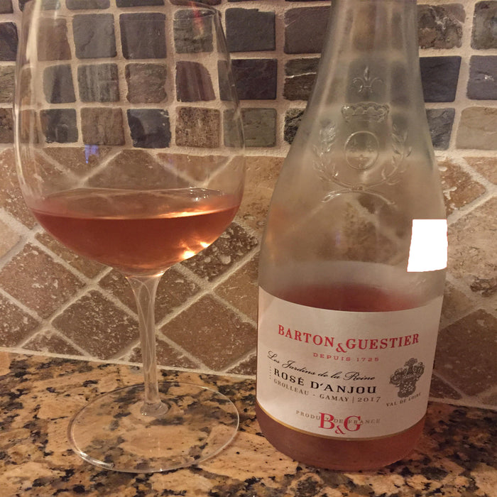 Rose D'Anjou-Barton&Guestier 750ml/Pc