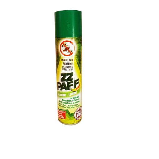 ZZ PAFF Insect Killer with lemon 400ml - murukali.com