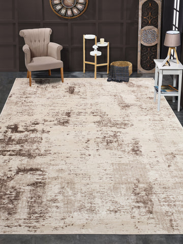 Louis Darcy Beige/Brown Rug