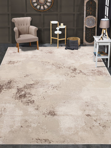 Louis Robyn Beige/Brown Rug